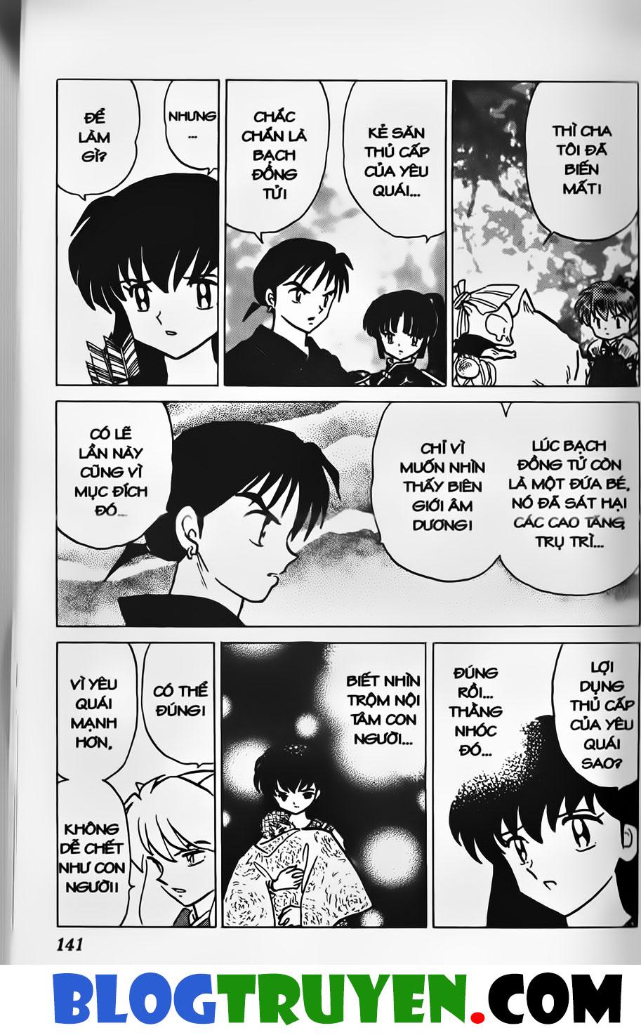 Inuyasha vol 30.8 trang 10