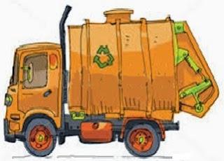 La regola del camion della spazzatura