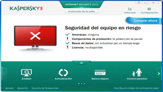 Kaspersky 2013 screenshot 4