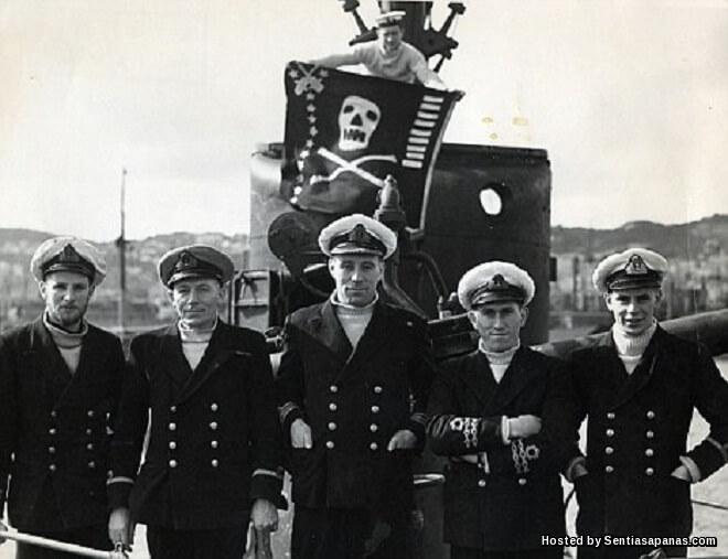 Misteri Tragedi Kapal Selam HMS Affry