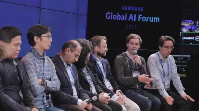Samsung discute el futuro de la IA con líderes  académicos y de la industria