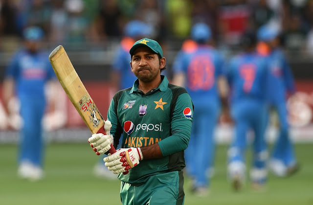 Asia Cup: Sarfraz Ahmed Takes Responsibility For Team's Poor Performance
