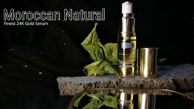 Moroccan Natural Finest 24K Gold Serum