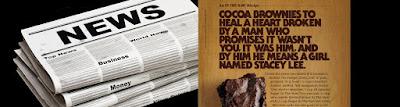 Journalism versus marketing ...