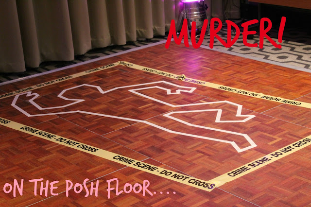 murder on the posh floor