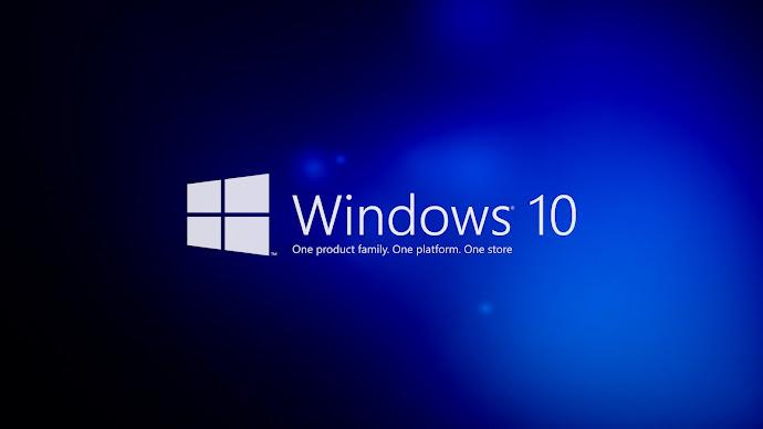 Wallpaper: Windows 10