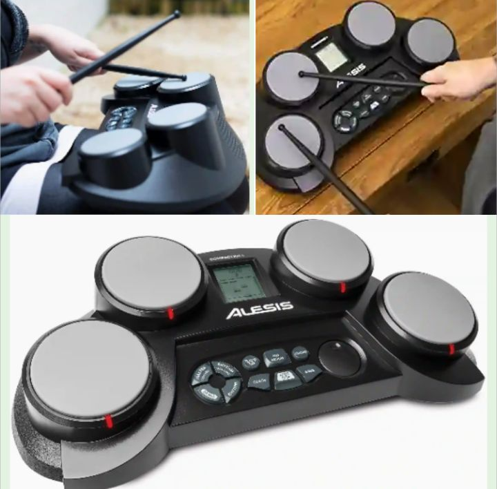 Alesis Electronic Percussion Drum Pads - Musical Instruments
