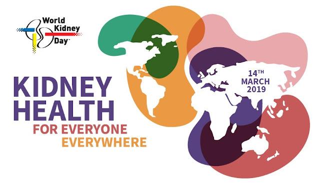 World Kidney Day 14 March