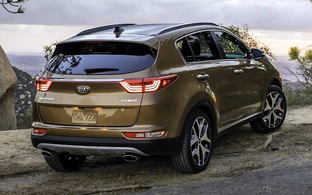 Kia Motors: crescimento de vendas no 1º bimestre de 2018