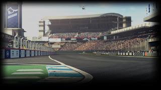 Grid Autosport Background