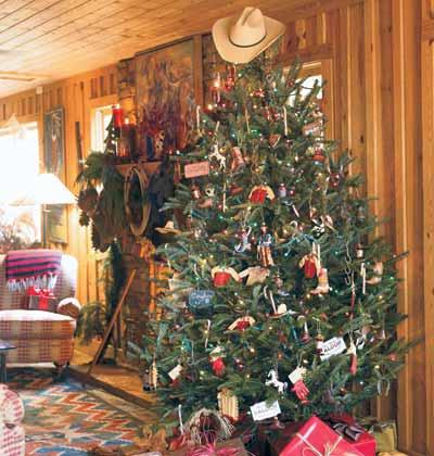 western themed christmas ornaments - Rainforest Islands Ferry - western christmas decorations
