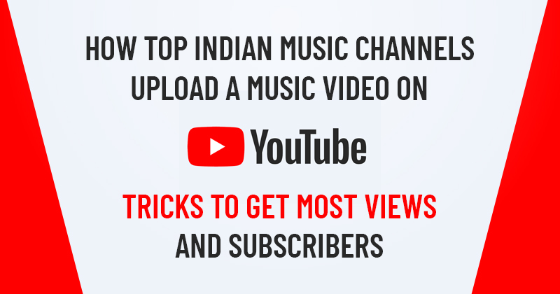 Best Tips and Tricks to get most views and subscribers on YouTube.