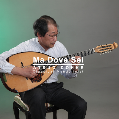 Free instrumental music downloads from Atsuo Dohke, Japanese Classical Mandolinist - Download the song, Ma Dove Sei free now on Reverbnation.