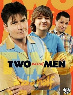 Two And a Half Men - Todas as Temporadas Torrent torrent download capa