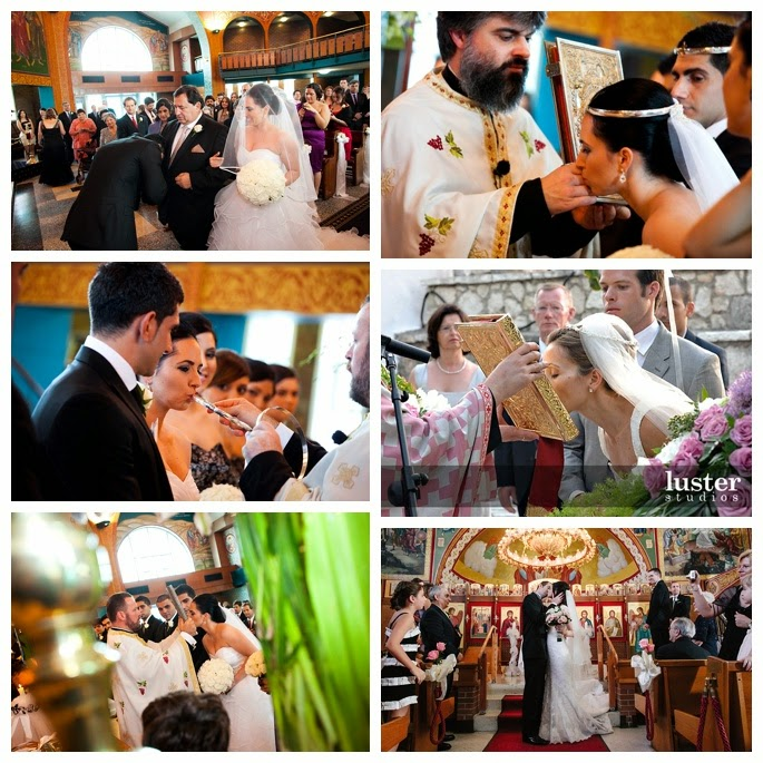 Wediquette And Parties: Across The Board: Greek Wedding
