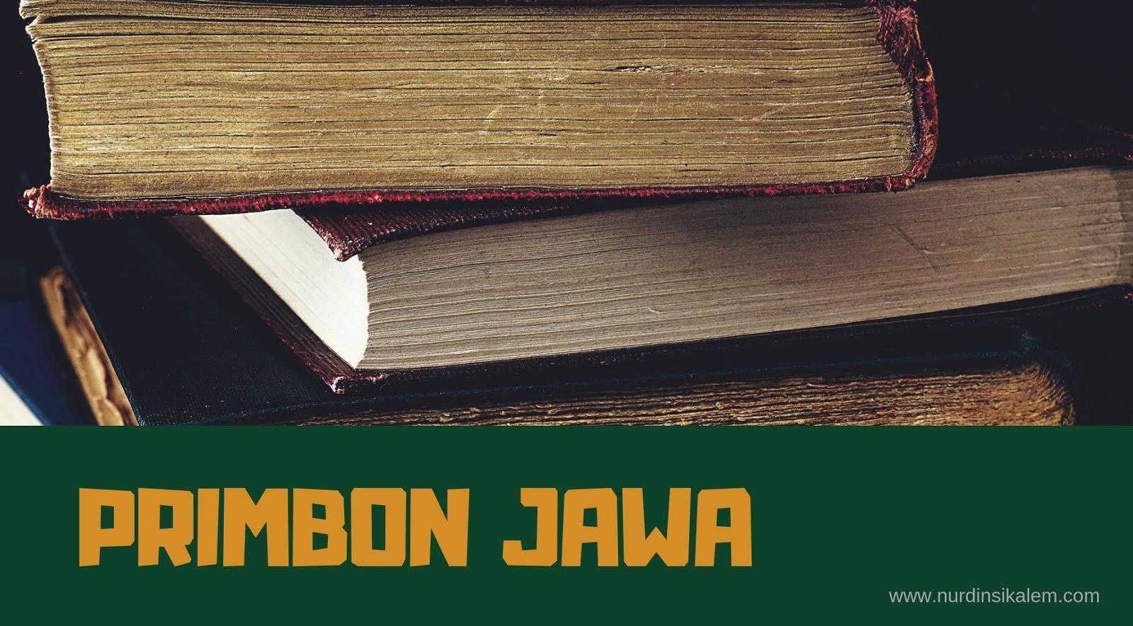 Buku Primbon
