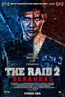 Download Film The Raid 2 Berandal (2014) WEB-Dl