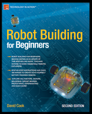 Robot Building for beginner cover photo