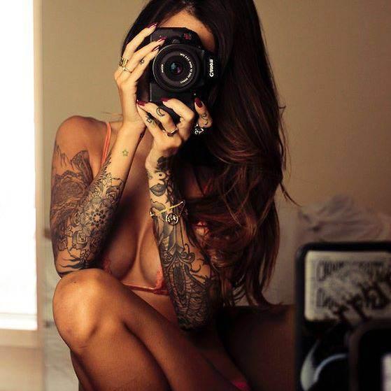 Foto Gambar Tatto Terbaru Ditubuh Wanita Paling Oke Dan Keren Banget
