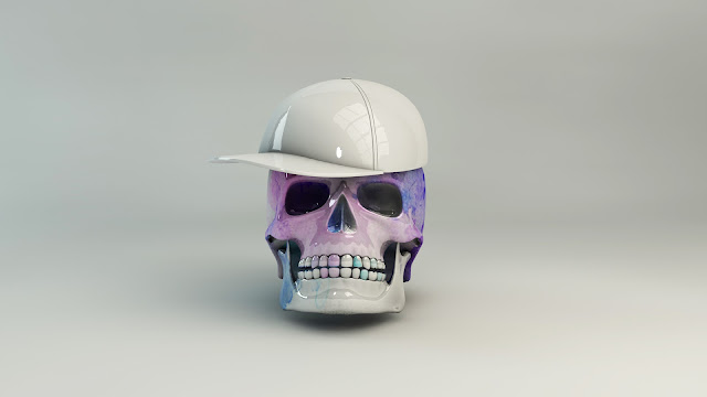 CINEMA 4D SKULL SERIES | DESIGN WITH PRASHANT