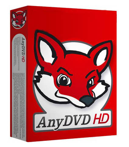 AnyDVD HD 7.5.8.1 Beta + Patch