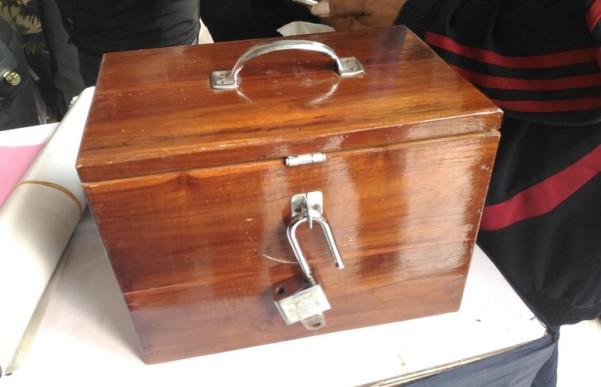 Bertahun-tahun Dikunci, Kotak Ajaib Pemberian Dimas Kanjeng ini dibuka, Isinya Mencengangkan!