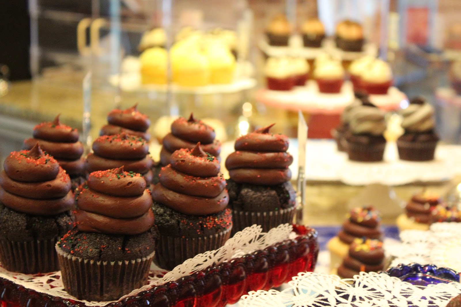Cupcakes And Sunshine: Sweet Travels: Downtown Greenville