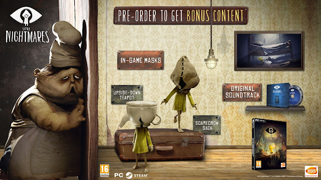 Download Game Little Nightmares Full Version Iso For PC | Murnia Games