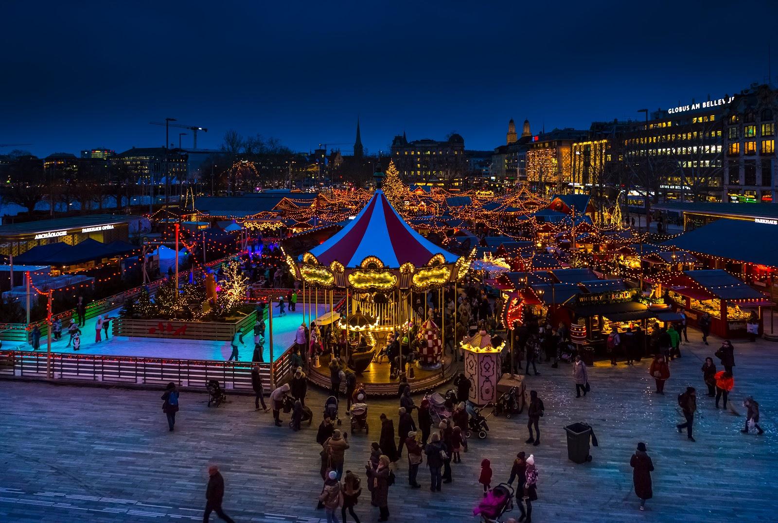 Weihnachtsmarkt Zürich.730 And More Travel Photography Weihnachtsmarkt In Zürich 2017