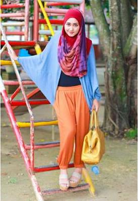 gambar fashion untuk wanita kurus
