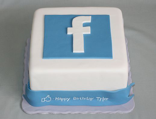 Facebook Cake Masti Time