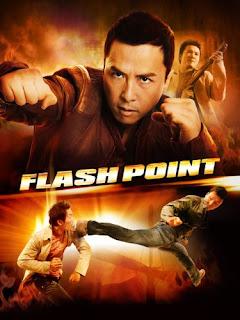 Flash Point ลุยบ้าเลือด (2007) [พากย์ไทย+ซับไทย]