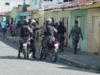 Resultado de imagen para allanamiento policial en republica dominicana