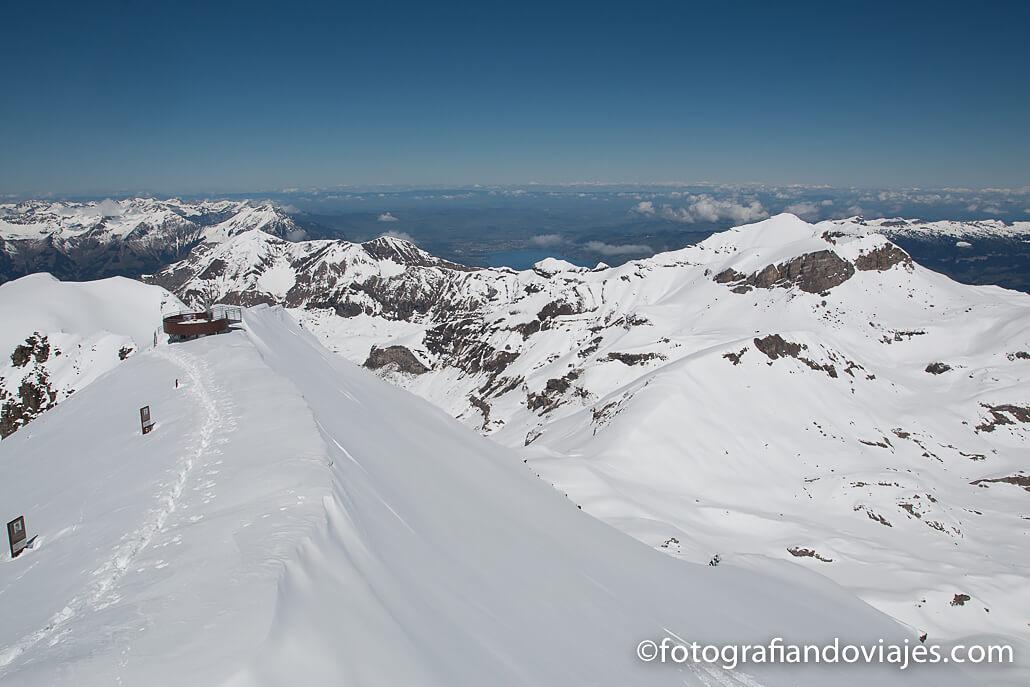 Teleferico Schilthorn Piz Gloria en Suiza