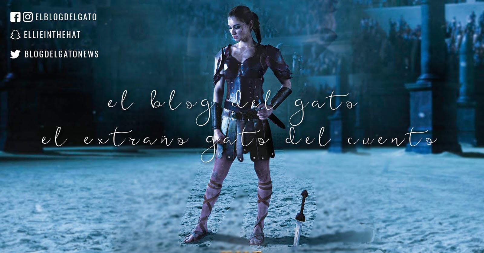 CW llevará novela juvenil sobre gladiadoras a la TV