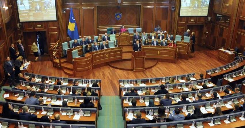 CORONAVIRUS: Parlamento de Kosovo destituye al primer gobierno por negarse a declarar estado de emergencia