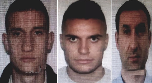 4 arrests for the Big Robbery in Rinas Airport