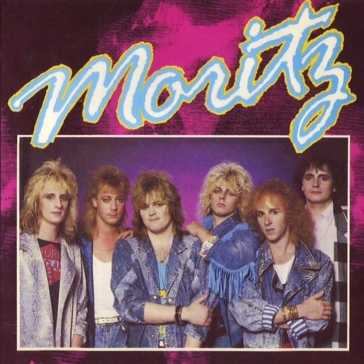Moritz Shadows of a dream 1987 aor melodic rock