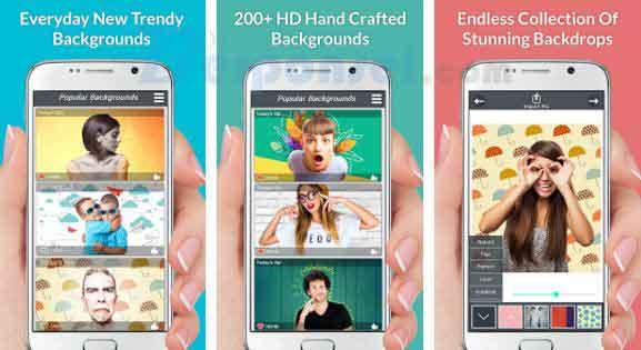aplikasi pengubah background foto untuk android