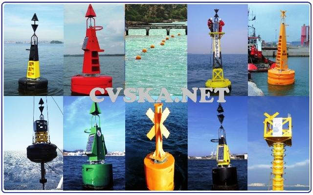 gambar pelampung suar, floating beacon, fungsi pelapung suar, distributor pelampung suar