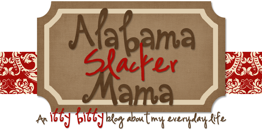 Alabama Slacker Mama