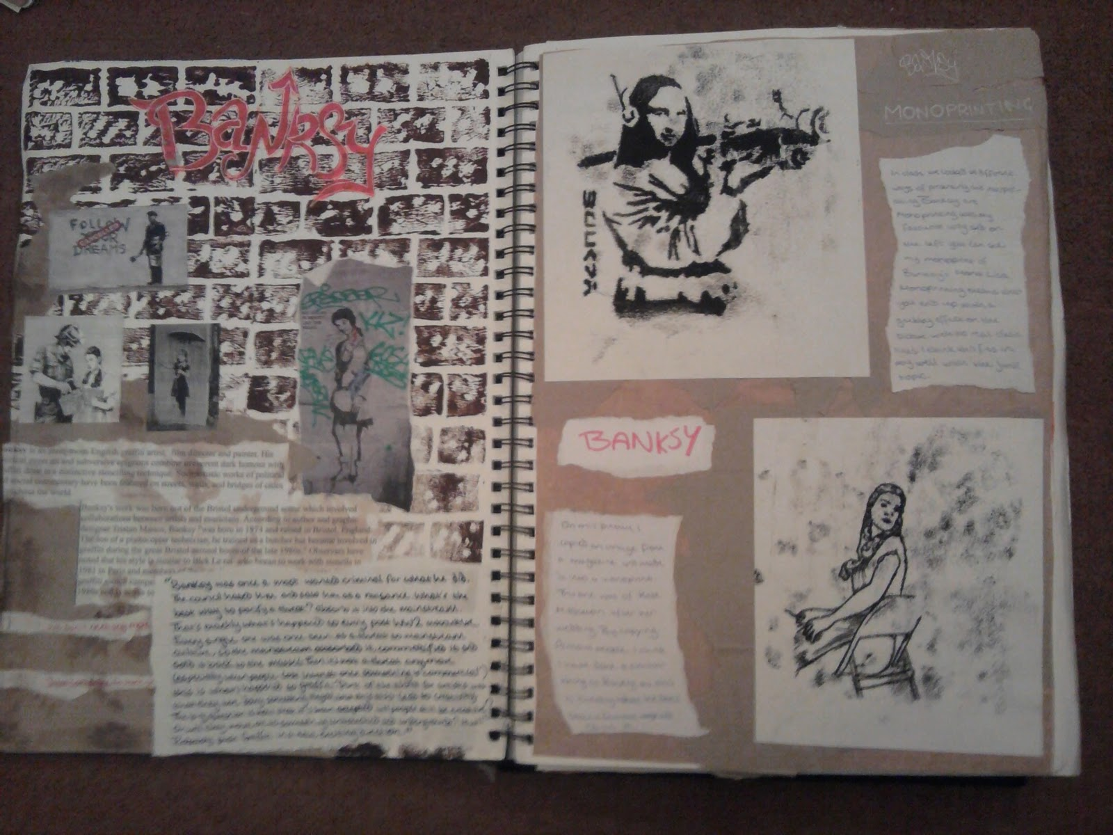 History of art coursework