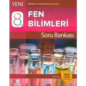 Başka Yayıncılık 8.Sınıf TEOG Fen Bilimleri Soru Bankası