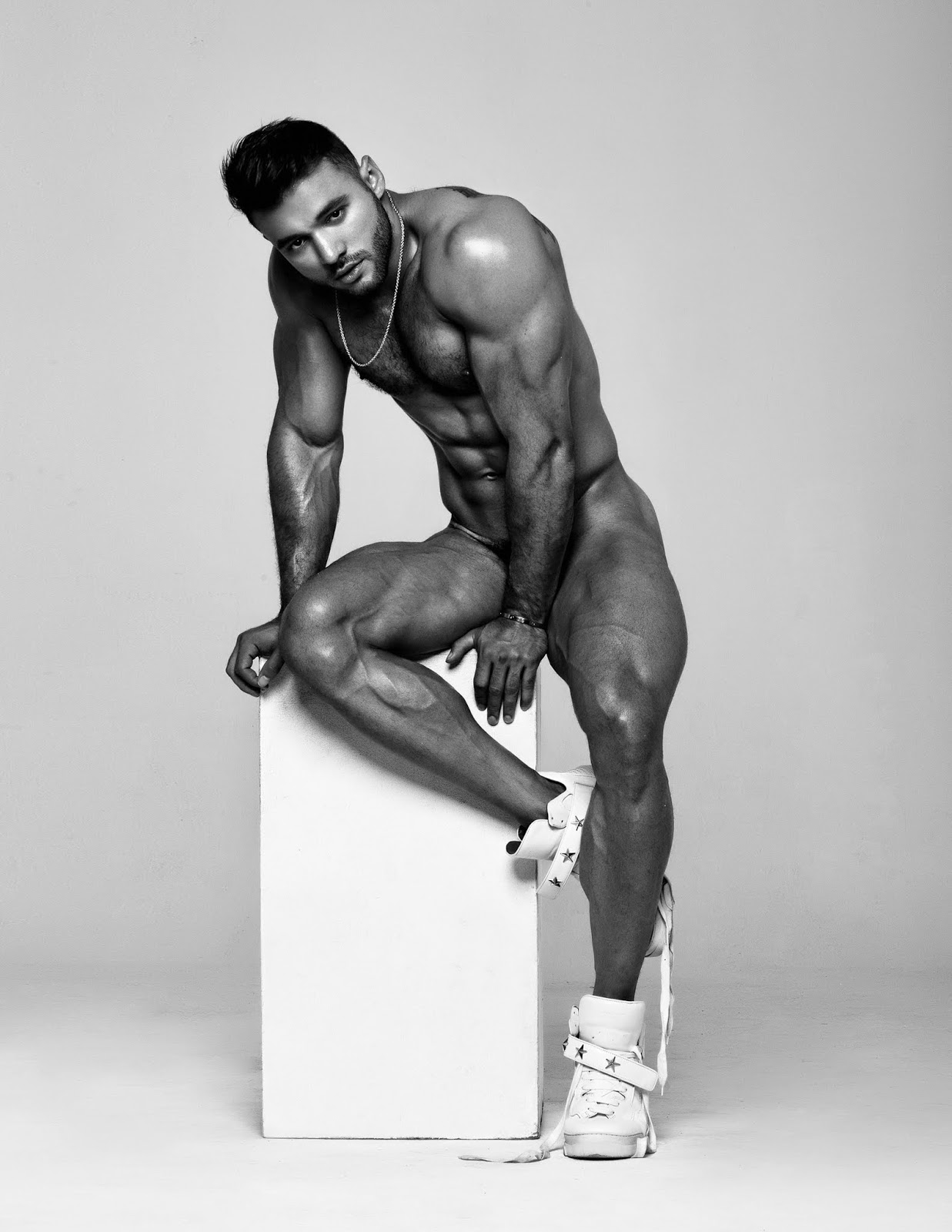 AlfreD HerrerA, by Joan Crisol ft Alfred Herrera exclusive for LOVE|SEXO Magazine (NSFW).