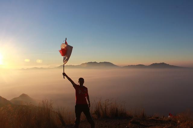 Pendakian Gunung Guntur Garut 2249 Mdpl