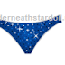 Hotbuys Sequin Bikini Briefs released