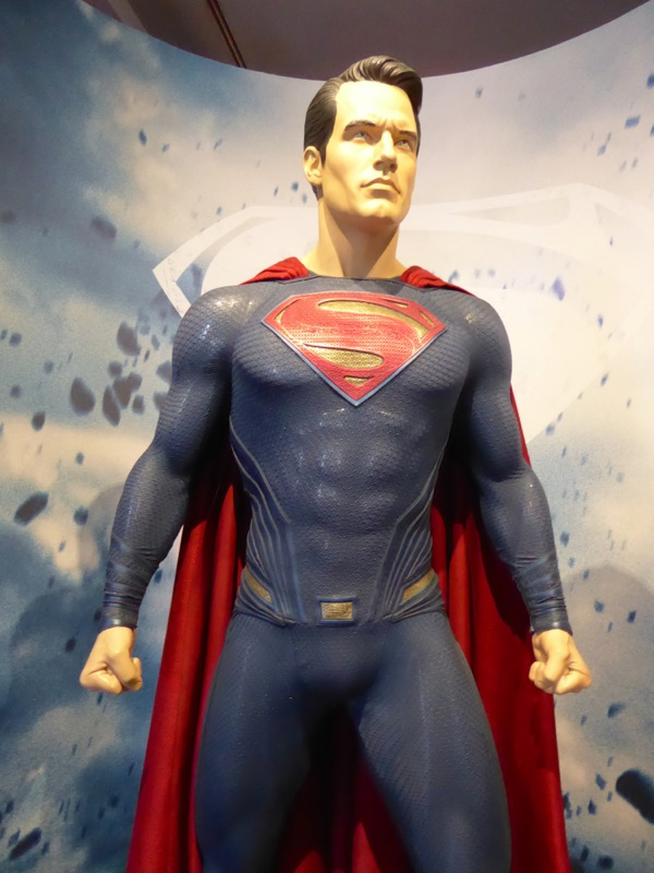 Superman movie costume Dawn of Justice