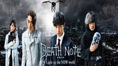 Review Dan Trailer Death Note: Light Up The NEW World (2016)