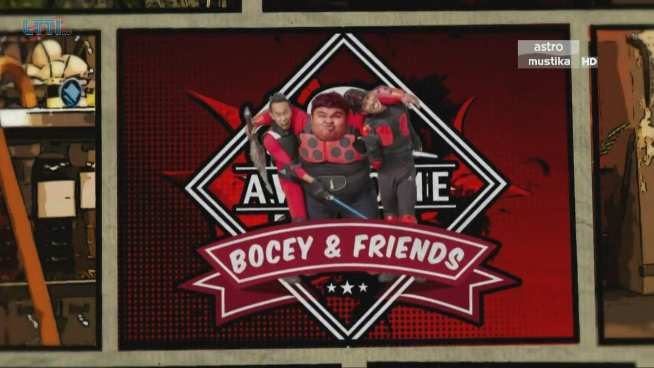 Bocey and Friends