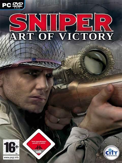تحميل لعبة Sniper Art Of Victory مضغوطة برابط واحد مباشر كاملة مجانا